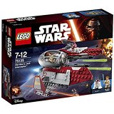 LEGO Star Wars - Interceptor Jedi de Obi Wan (75135)