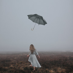 Image by rosiehardy (rosie_hardy) and image name A little protection photo  about A little protection 163/365 Feeling bloody grateful for the wonderful set of friends I've got - and anyone who lends themselves as umbrellas for the emotional weather we all find ourselves in the midst of! Let's all hug one of these people today. They're the best.