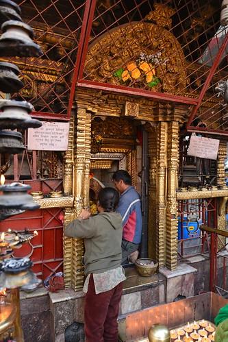 Nepal - Kathmandu - Temple - 120