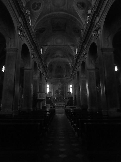 Calizzano - Chiesa di San Lorenzo