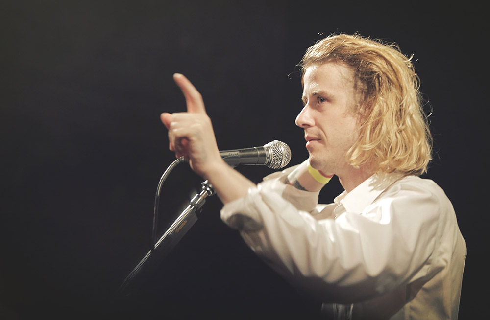 Christopher Owens @ Great American Music Hall, San Fran 11/10/14