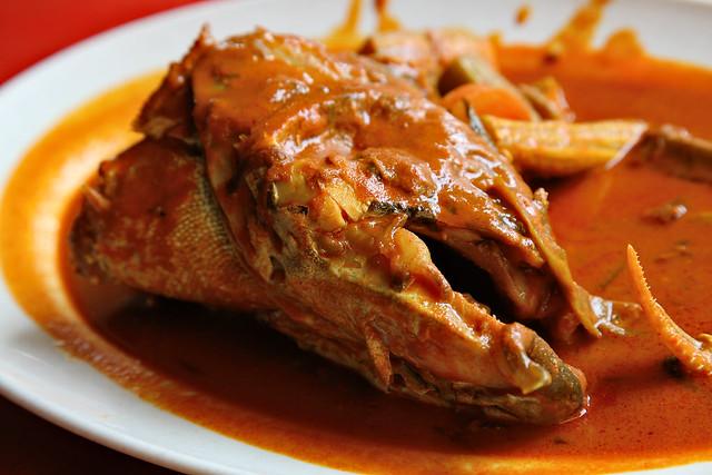 Anuar Fish Head Curry