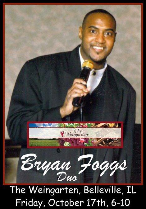 Bryan Foggs Duo 10-17-14