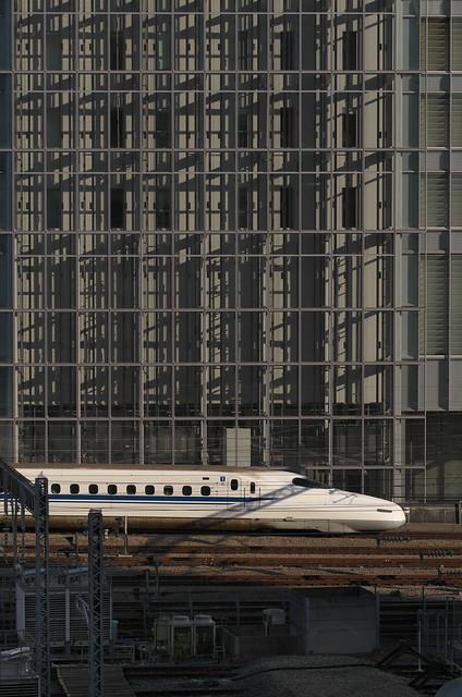 Tokyo Train Story 東海道新幹線 2014年10月17日