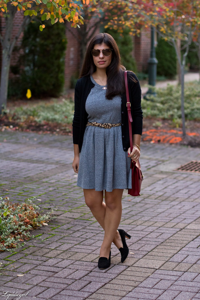 grey sweatshirt dress, black cardigan-1.jpg
