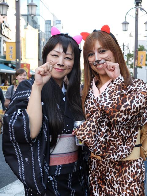 Kagurazaka Bakeneko Parade 2014-25
