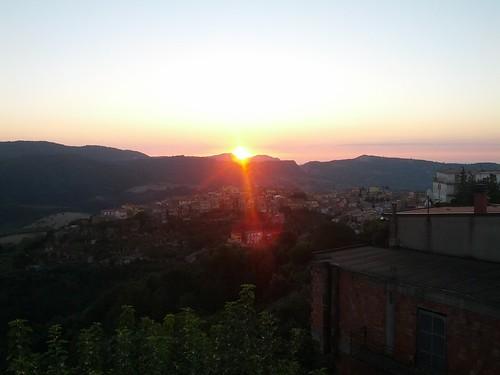 nasce l'alba.......