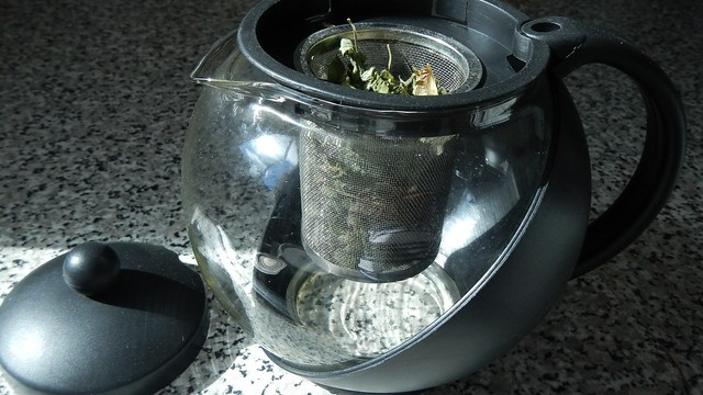 Lemon Balm Tea 9
