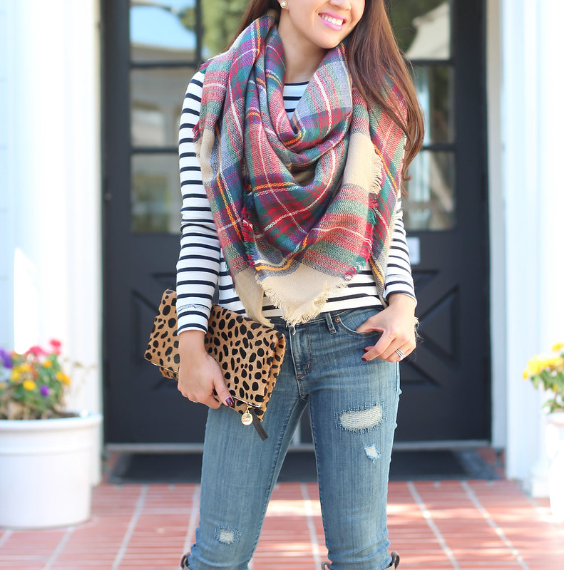 Elbow Patches and Plaid-4