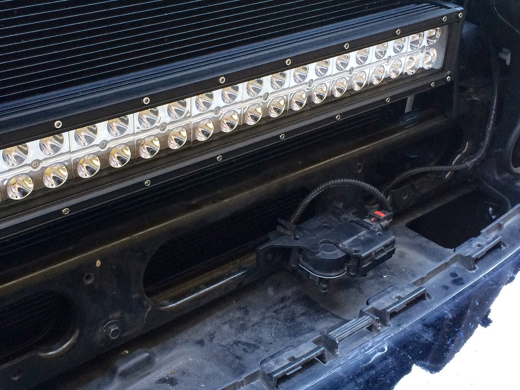 Behind the grill led light bar dodgetalk dodge car forums dodge behind the grill led light bar dodgetalk dodge car forums dodge truck forums and ram forums aloadofball Images
