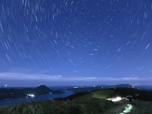 Kawachi Pass at Midnight