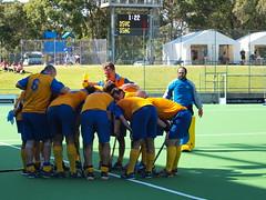 ACT Masters Hockey Perth - O35s Final vs VIC