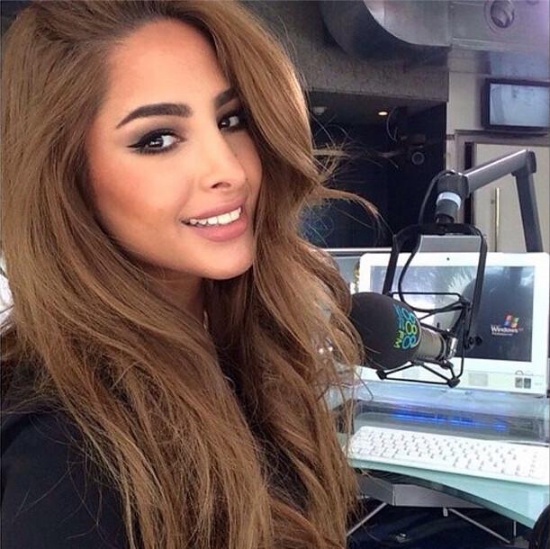 Kuwaiti Beauty Fouz Alfahad Kuwaiti Beauty Kuwaiti