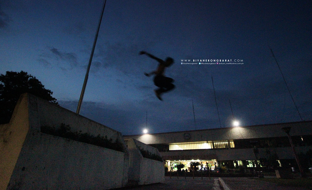Parkour General Santos City Gensan