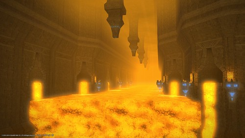 古代の民の迷宮・1