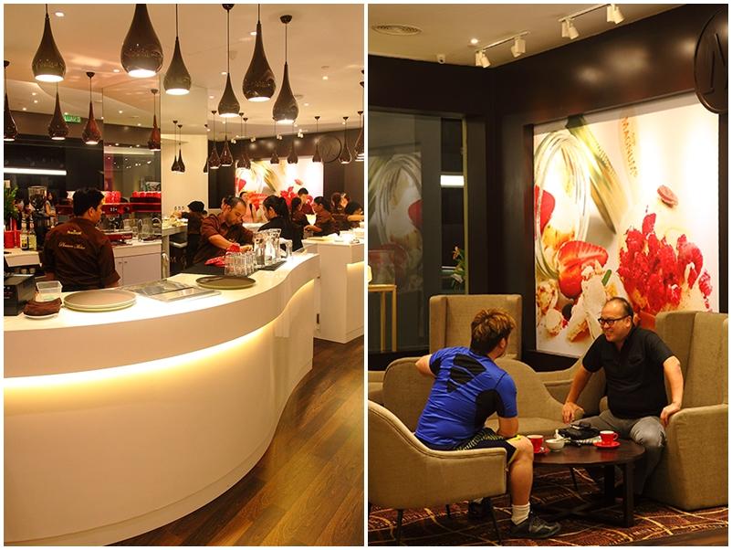 Magnum Cafe KL Midvalley