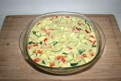 32 - Befüllte Auflaufform / Filled casserole