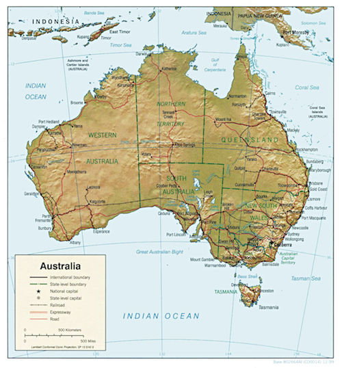 ABC Mondiale - Australia