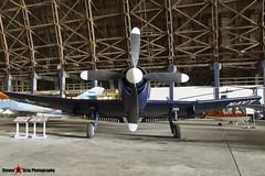 N7163M 22275 - 12155 - Martin AM-1 Mauler - Tillamook Air Museum - Tillamook, Oregon - 131025 - Steven Gray - IMG_8021