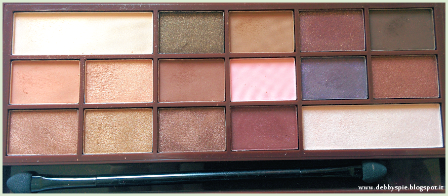 i love chocolate interno palette