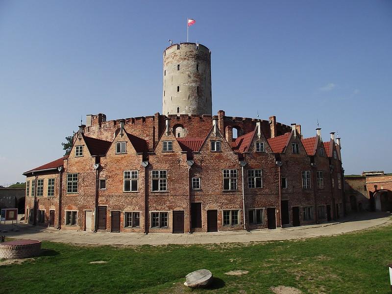 Twierdza Wisłoujście Gdańsk X 2014 Fortress Wisłoujście