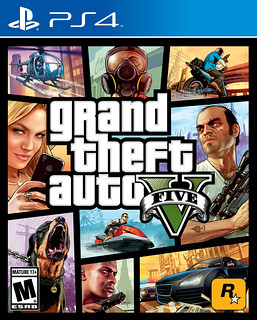 Grand Theft Auto V on PS4