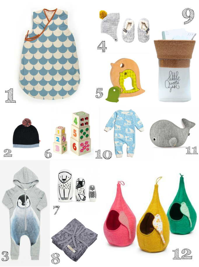 Baby Gifts For Christmas 2014 : Orange mayonnaise gift guide baby christmas
