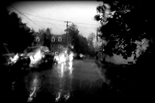 cameraphone houses windows blackandwhite usa white storm black cars nature rain reflections dark blackwhite cellphone maryland stormy headlights carwindow phonephoto iphone heavyrain ipad fairhill summerstorm phoneography rainyview iphoneography ipaddarkroom windowwednesdays iphone5s