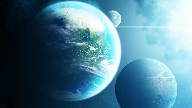 Exoplanet Rains Glass