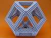 Cubeoctahedron Frame [2]