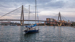 Discovering the ANZAC Bridge 1
