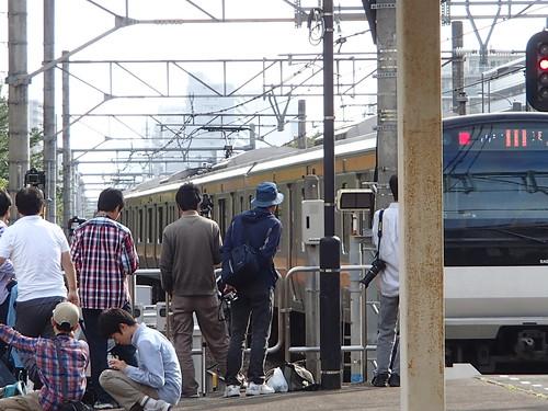 日本的火車 - naniyuutorimannen - 您说什么!