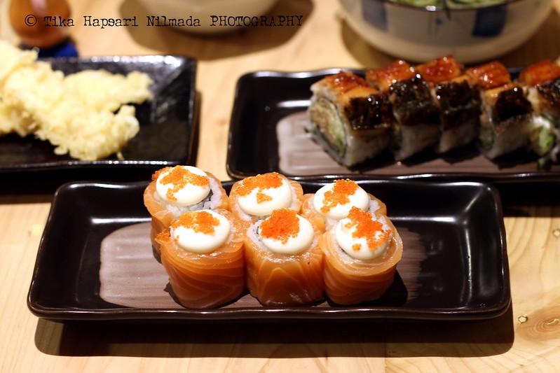 (Eating Out) - Sushi Matsu