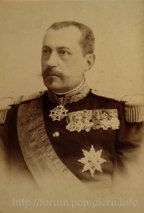 Generalul Gheorghe Makarovitsch