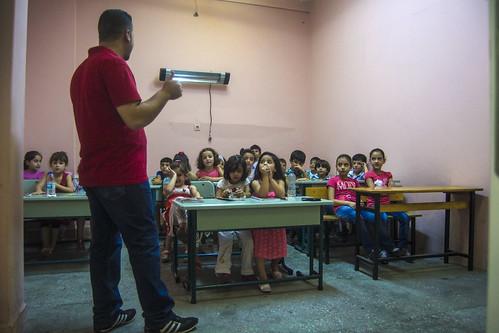 Syrische scholen in Turkije