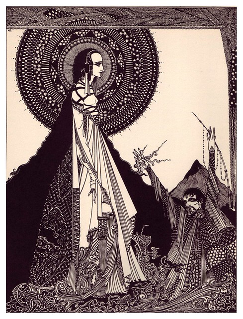 024-Tales of Mystery & Imagination 1923-Harry Clarke- via 50watts.com