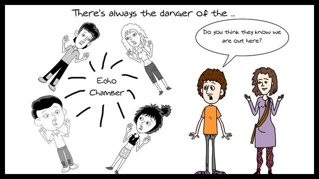 Echo Chamber #ccourses