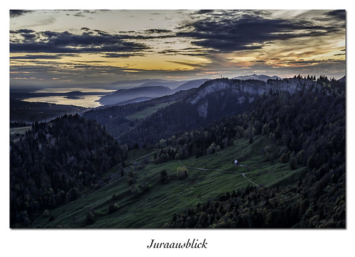 sunset mountain dawn switzerland swiss berge jura selzach jurakette