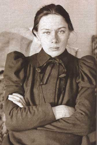 Image result for photo of nadya krupskaya