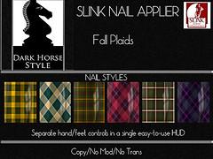 Dark Horse Style - Fall Plaids