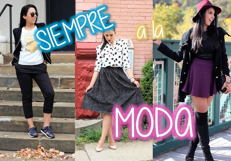 Siempre a la moda!