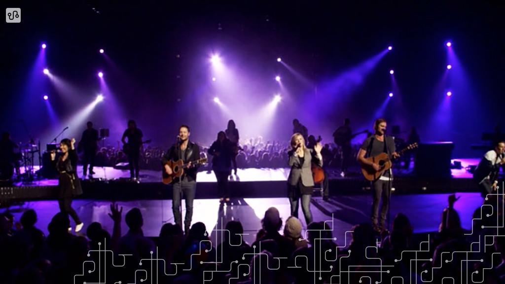 Banda da Hillsong Church na Austrália