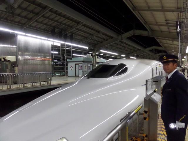 Shinkansen Nose 2