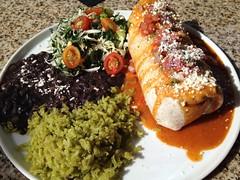 Burrito, Zocalo #mexican #food