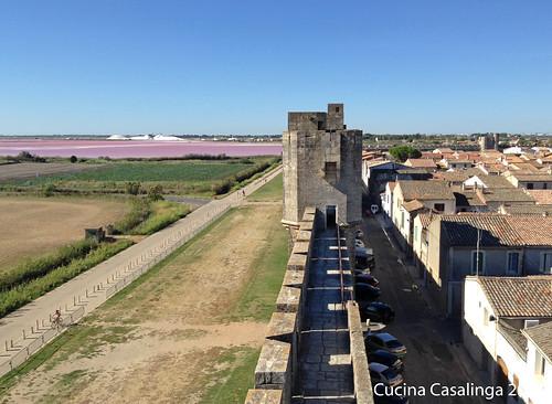 Aigues-Mortes Mauer 3