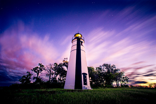 sunset sky lighthouse lake saint st parish sunrise river scott photography dawn louisiana colorful lighthouses dusk northshore bluehour tammany morningsky pontchartrain madisonville mohrman tchefuncte