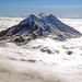 Mount Rainer by Protection Island