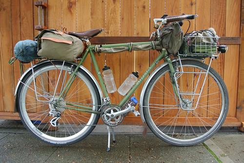 Autumn Overnighter - Ready to ride.