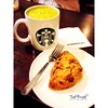 #hot #soya #milk #green #tea #latte #drink #oat #raisins #fruits #cake #food #instafood #culinary  #starbucks #coffee #photographer #iphonesia #photooftheday #webstagram #tweegram #igdaily #ig_snapshots #all_shots #justgoshoot #love #instacool #instagood