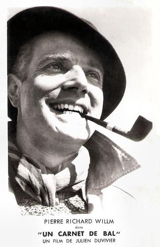 Pierre Richard Willlm in Un Carnet de Bal (1937)
